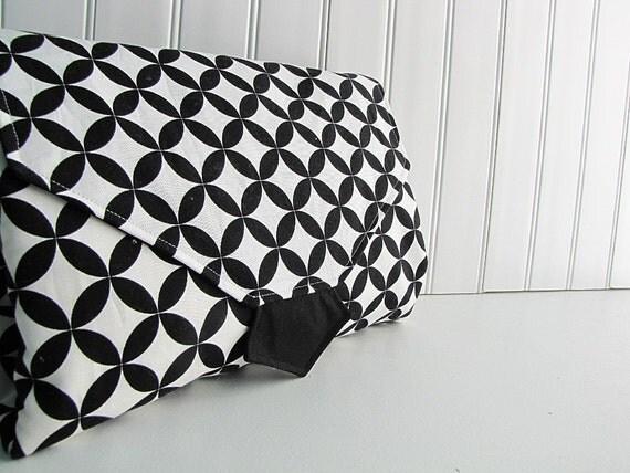 CUSTOM LISTING for Keya - Diaper Clutch with Customer Provided Fabric