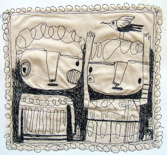 Reserve for Carol - Sisters - stitches come to life