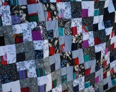 Reserved for Alex Leib - quilt for her mother