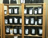 Sampler Four 1/2lb Bags Roasted Coffee Beans