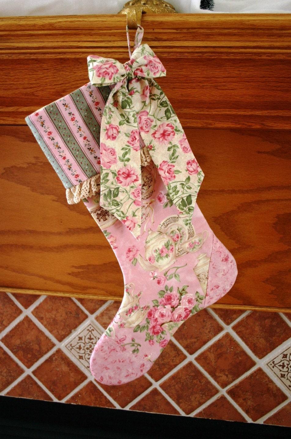 Christmas Stocking Pattern Pdf Free Big Bow By Olajanepatterns