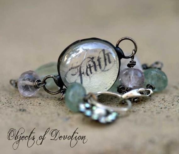 Faith Bracelet Inspiration Jewelry Religious Jewelry