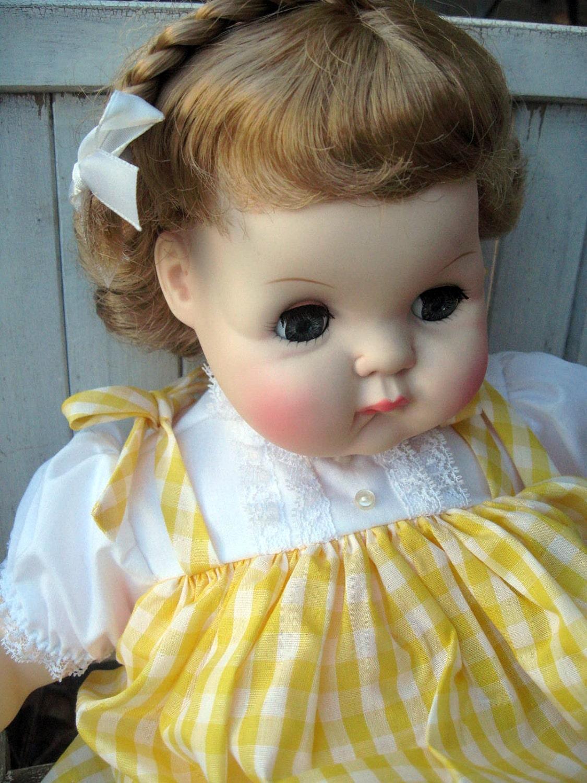 Vintage Baby Doll Madame Alexander Doll Puddin