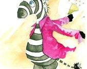 gay zebra