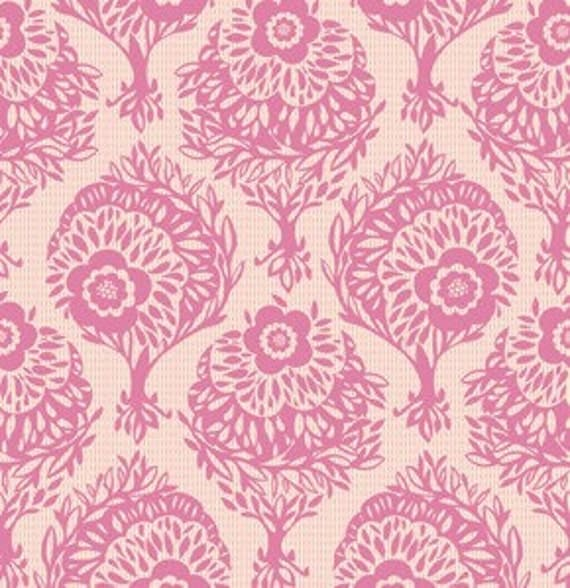 Innocent Crush Cotton Quilting Fabric by Anna Maria Horner, Woodcut in Perfect, 1 yard