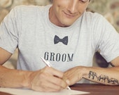 Bowtie Groom Shirt