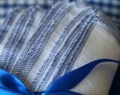 Un paper towels Royal blue Everyday Napkins 12