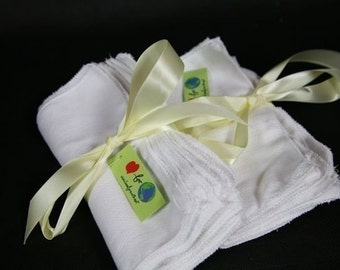 16 LUNCHBOX Napkins XS reusable eco friendly alternative