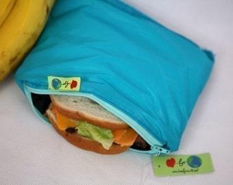 U pick color sandwich Zippit bag reusable and eco friendly
