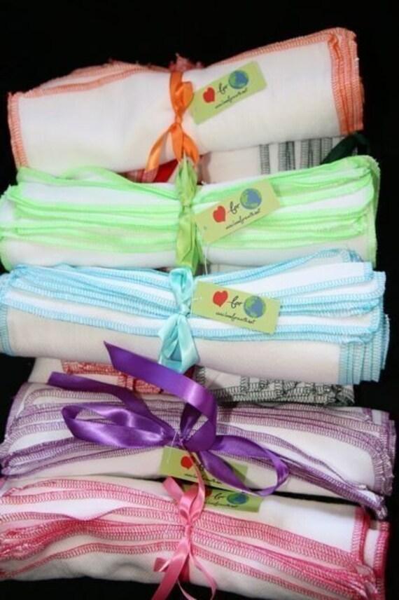 Color trim Everyday Napkins 24 pack