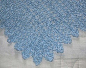 Blue Playtime Blanket