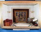 Art Deco Room Box