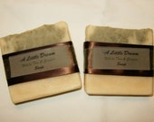 Natural White Tea and Ginger Scent, French Green Clay Soap