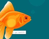 Hansel Goldfish - I get seasick