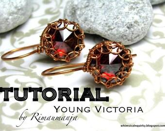 Victoria Earrings Tutorial