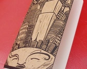 Soul of the City - Printed Moleskine Cahier Journal