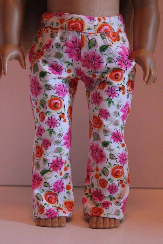 Floral Jeans Liberty Jane Design