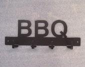 BBQ Grill Utensil Rack
