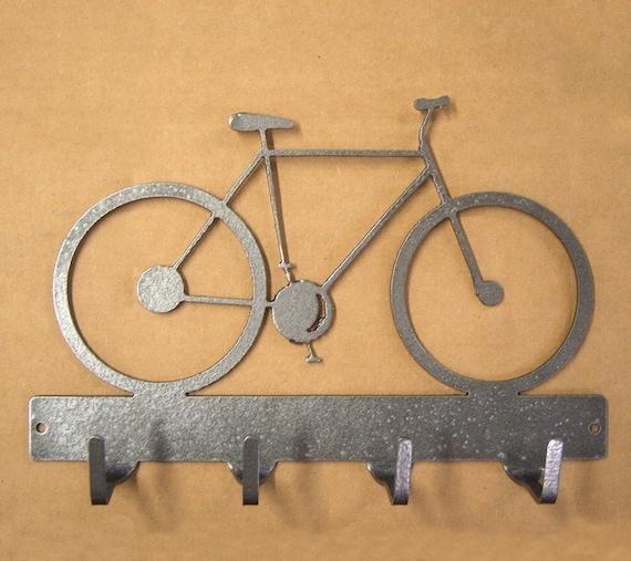 Bicycle Key Rack