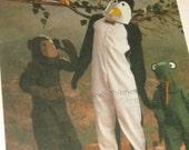 Penguin Monkey Frog Costume Simplicity 6670