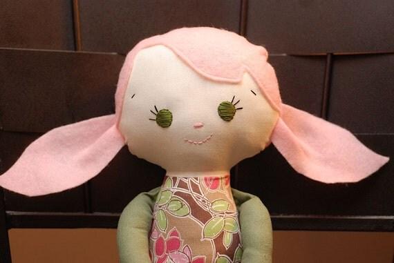 Olive doll Adoption fundraiser