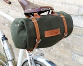 Classic Vintage Style Bicycle Bag