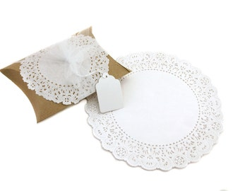 """6"""" Round Paper Doilies (100)"""