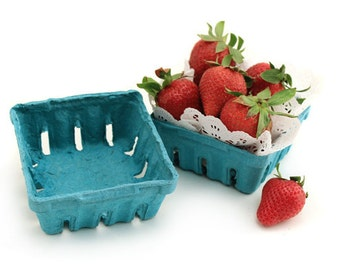 Strawberry Baskets 1 cup (qty 12)