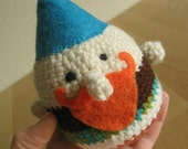 Amigurumi Gnome Grand Gary Plush