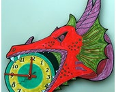 CLOCK - Dragon