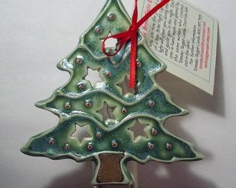 Christmas Tree Light and Tree Pin
