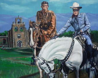 The Lone Ranger and Tonto NEWLY DISCOUNTED