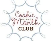 Cookie of the Month Club - Mini