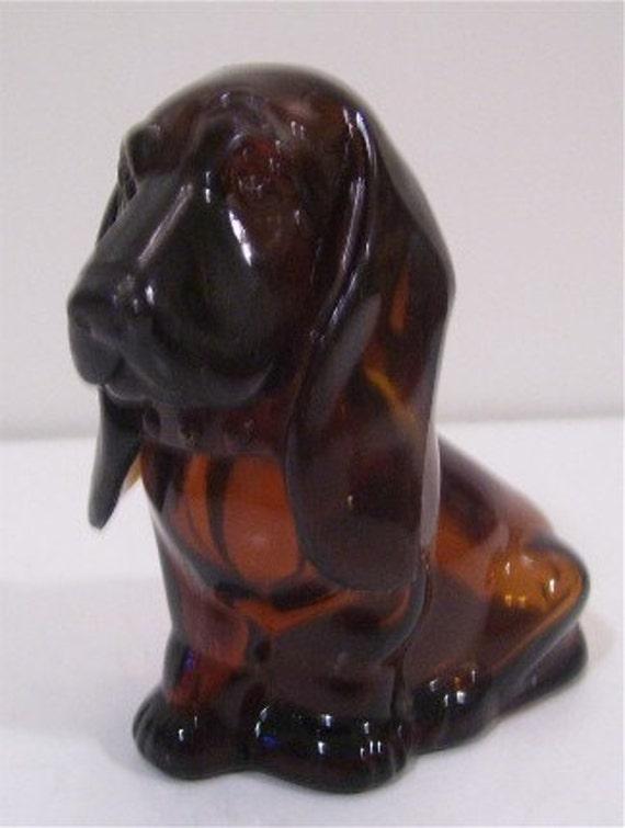 Avon Hound Dog Bottle