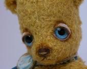 Artist bear EMIL by Natalja Fjodorova BRUSJA BEARS