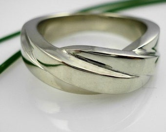 Zenitude Collection - Sterling silver ring 04