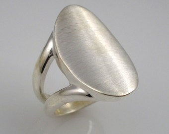 Zenitude Collection - Sterling silver ring 02