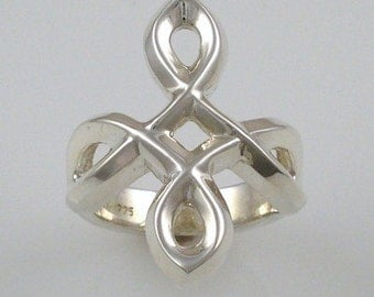 Celtic collection - Sterling silver ring 03