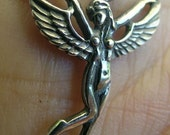 Sterling Silver Angel Charm(one)