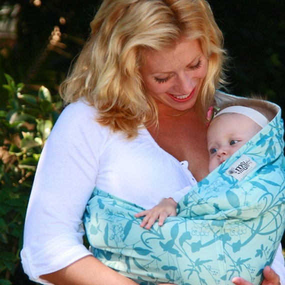 Custom Organic Baby Sling Pouch