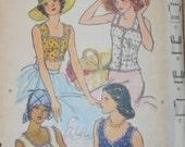 Vintage Vogue 9146 Size 12