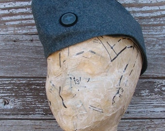 Swiss Army Wool Cold Weather Garrison Cap