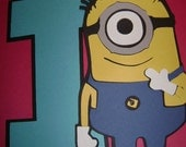 Despicable Me Party Package