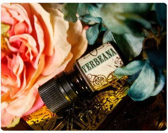 verbeana - all natural perfume oil - 1/6 oz