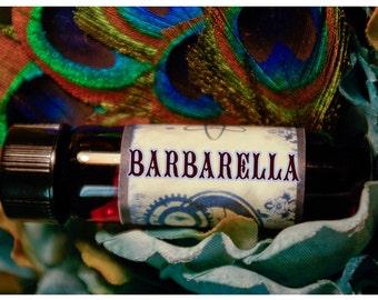 barbarella - natural perfume oil - 1/2 oz