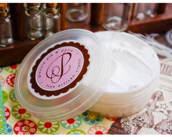 whipped bath soap sample - pixxxie pie's wondrously hand whipped bath soap - you pick your poison - 2 oz sample of silky goodness