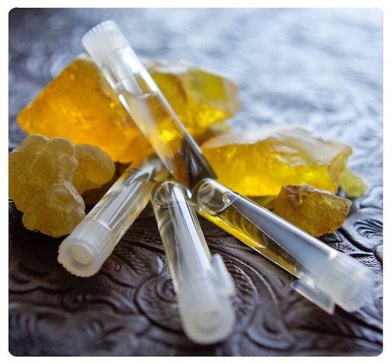 6 Vials O' Wonder & Delight - The King's Ransom Collection - Natural Perfume Oil Mini Sampler