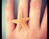 Sugar starfish ring
