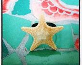Knobby starfish ring