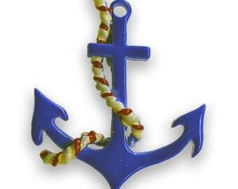 Vintage Anchor Sailor Pin Brooch